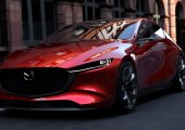 All New Mazda 3 2019 เตรียมเผยโฉมที่ LA Auto Show 2018 สิ้นเดือนนี้