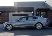 Volvo S90 มอบสิทธิพิเศษมากมายสำหรับลูกค้าคนพิเศษ