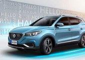 เตรียมเปิดตัว MG  ZS  2019  เอสยูวี แบบ EV ทั้งคัน 16 พ.ย.นี้ ที่จีน