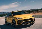 Lamborghini Urus 2019 ใหม่ พร้อมเปิดตัวอย่างเป็นทางการใน ปลายเดือนนี้