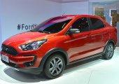 Ford มาแปลก ออกรถซิตี้คาร์ครอสโอเวอร์ เอาใจคนชอบลุยแบบเบาๆ