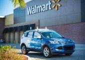 Ford ร่วมมือ ห้าง Walmart ทดลองรถยนต์ไร้คนขับไว้สำหรับส่งสินค้า