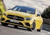 Mercesdes Benz  ปล่อย AMG A35 สุดยอดขุมพลังที่เกินตัวออกขายในตลาดยุโรป