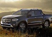 "Mercedes-Benz เปิดตัวปิ๊กอัพไฮโซ ""X-Class Storm Edition"" ตีตลาดในเอาใจลูกค้ากลุ่มประเทศ UK"