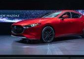 เปิดตัวอย่างร้อนแรงสำหรับ  Mazda3 2019 ครั้งแรกที่งาน Los Angeles Auto Show 2018