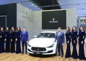 หรูหราล้ำค่าในงาน Motor Expo Maserati ส่งทัพขบวนรถหรู นำโดย Ghibli S GranSport