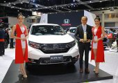 สวยหรู ฮอนด้า ออโต้ ประเทศไทย คว้า 3 รางวัล TAQA Award  ปิดฉากงาน Thailand Motor Expo 2018