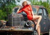ผู้ญิงกับรถ และคำคมน่ารักที่นำมาฝาก