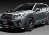 Subaru เตรียมแต่งหล่อให้รถรุ่นยอดนิยมโชว์ตัวในงาน Tokyo Auto Salon 2019 สุดสัปดาห์นี้