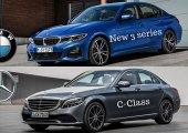 เทียบระหว่าง BMW 3 Series 2019 กับ Mercedes-Benz C-Class 2019 คู่แข่งตลอดกาลกับสุดยอดคอมแพคซีดาน สุดหรู