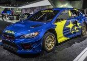 Subaru พร้อมเผยโฉม Motor Sport รุ่นล่าสุดผ่านคอนเซปสีสันของรถแข่งในตำนานยุค 90 ที่ ดีทรอยด์ มกราคมนี้
