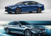 เปรียบเทียบระหว่าง VOLVO S90 2019 ซีดานหรู แดนไวกิ้ง กับรถแรงเมืองเบียร์ BMW 5 SERIES
