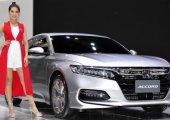 New Honda Accord 2019 เวอร์ชั่นไทย มาพร้อมขุมพลังใหม่ 2 แบบ ที่ทรงพลังและประหยัดกว่าเดิม