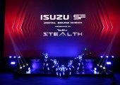 ISUZU จับมือ SF จัดงานเปิดตัวภาพยนตร์โฆษณา Digital Sound Check ชุดใหม่ล่าสุด 'THE POWER OF STEALTH' ลงจอในเครือเอสเอฟ