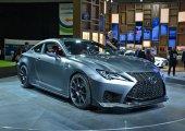ตาม Supra มาติดๆ Lexus เปิดตัวรถสปอร์ตหรู RC F Model 2020 ที่ Detroit Auto Show 2019