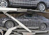 เผยภาพลับของ BMW i4 รถยนต์ไฟฟ้าว่าที่คู่แข่ง Tesla Model 3 ปรากฏตัวบนรถเทรลเลอร์ คาดอาจเผยให้เห็นเต็มตาไม่เกิน 2021
