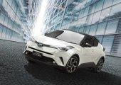 Toyota C-HR 2019 ปรับภายใน พร้อมล้อแม็กซ์ลายใหม่ ในราคาเดิมเพิ่มสีขาวมุกหลังคาดำ