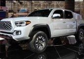 Toyota Tacoma 2020 เผยโฉมใน Chicago Auto Show พร้อมออพชั่นแบบจัดเต็ม!
