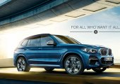 รีวิว BMW X3 2019 สปอร์ตเอสยูวีแห่งความสนุก