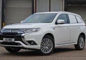 Mitsubishi Outlander PHEV Commercial 2019 ใหม่ เปิดตัวรถเพื่อการพาณิชย์โดยเฉพาะที่เมืองผู้ดี