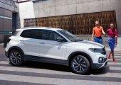 "Volkswagen จัดให้เปิดตัวรถแบบพิเศษ ""T-Cross First Edition Model"" รุ่นพิเศษสำหรับลูกค้าแดนผู้ดี 250 คัน"