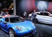 รถแรงใครก็ชอบ Alfa Romeo เปิดตัว 4C Spider Italia Model 2020 ที่ชิคาโก้ ออโต้