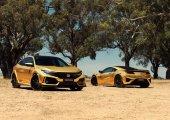 สวยงามอร่ามตา ! Honda Motors ออสเตรเลีย เปิดตัวรถรุ่นพิเศษโฉมสีทองเต็มรูปแบบครบรอบ 50 ปีในตลาดแดนจิงโจ้