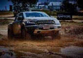 """Ford จัดกิจกรรม """"Ranger Raptor Rock You"""" ให้ลูกค้าได้สัมผัสประสบการณ์สุดเร้าใจกับ Ranger Raptor บนชายหาด จ.ระยอง"""