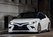 Toyota Camry กับชุดแต่ง Artisan สวยกริบทุกมุมมองกับคาร์บอนสุดเฉียบและดีไซน์ที่ลงตัว