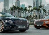 Bentley Continental GT V8 สปอร์ต คาร์ สุดหรู มาพร้อมกับเครื่องยนต์ใหม่ V8 พละกำลัง 542 แรงม้า!
