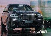 BMW นำขบวนยานยนต์อวดโฉมในงาน Motor Show 2019 X7 และ 3 Series เป็นไฮไลท์