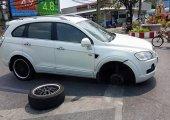 ล้อรถยนต์หลุดเกิดจากสาเหตุใด