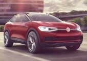 Volkswagen พร้อมส่ง I.D.Lounge Model เป็นเรือธงในงาน Shanghai Auto Show 2019
