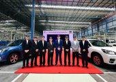 อุตสาหกรรมยานยนต์ไทยคึกคัก กลุ่มตันจงจับมือค่ายดาวลูกไก่สร้างฐานการผลิต Subaru Forester ที่นิคม ฯลาดกระบัง