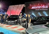Mercedes Benz ไทยนำเปิดตัว Mercedes-AMG  5 รุ่น โดยนำ GT 63 S 4MATIC+ 4-Door Coupé เปิดตัวเป็นที่แรกในอาเซียน