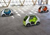 Renault เผยโฉมรถยนต์ขับเคลื่อนอัตโนมัติพลังงานไฟฟ้าอัจฉริยะ EZ pod