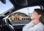 ขอวิธีช่วยลดอาการปวดเมื่อยของกล้ามเนื้อในระหว่างขับรถ