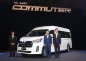 15 ปีที่รอคอย Toyota เปิดจำหน่าย All New Toyota Commuter 2019  พร้อมรองรับ B20
