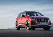 Audi Q7 2020 ไมเนอร์เชนจ์ เพิ่มระบบ Mild Hybrid