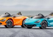"""McLaren 720S เปิดตัวรถยนต์ไฟฟ้ารุ่นใหม่ล่าสุด """"สำหรับนักขับตัวน้อย"""""""
