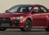 Mitsubishi Lancer Evolution เตรียมกลับมาผงาดอีกครั้ง พร้อมความแรง 341 แรงม้า (HP)
