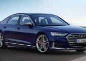 Audi S8 2020 ใหม่ ซีดานเรือธง มาพร้อมกับขุมพลัง V8 ทวิน เทอร์โบ 563 แรงม้า