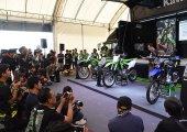 คาวาซากิ เปิดตัวจักรยานยนต์วิบาก KLX พร้อมกัน 3 รุ่น