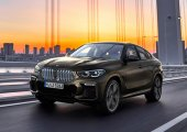 BMW X6 เปิดตัวในเจนเนอเรชั่น 3 พร้อมเผยโฉมในงานโชว์ที่ Frankfurt กันยานี้