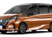 Nissan Serena 2020 ปรับโฉมเพิ่มดีไซน์ไสตล์ V Motion