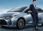 All New Toyota Corolla Altis 2019 ยานยนต์นั่งยอดนิยมรุ่นใหม่