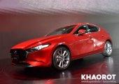 เปิดตัว All New Mazda 3 2019 ชูเอกลักษณ์ความเรียบหรูด้วย Kodo Design ราคาเริ่มต้น 9.69 แสนบาท