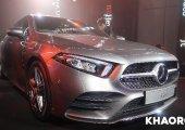 รีวิว Mercedes-Benz A 200 AMG Dynamic 2019 คอมแพกต์คาร์เครื่องเล็กแต่แรง
