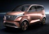 Nissan IMk Concept รถต้นแบบสุดล้ำ กลิ่นอายญี่ปุ่น เตรียมเปิดตัวใน Tokyo Motor Show 2019!