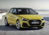 All-new Audi A1 Sportback 2019 เตรียมเปิดตัวในไทย 21 ต.ค. 62 ถึงจะเล็กแต่เท่ และเก๋เกินขนาด